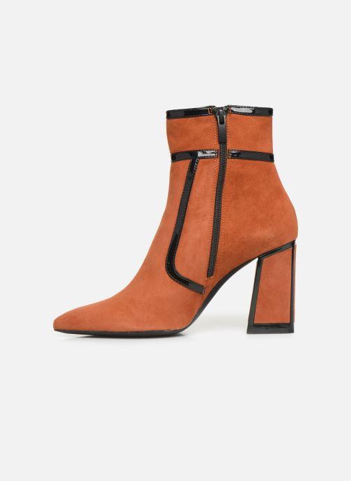 Boots en enkellaarsjes Bruno Premi BY3105X Oranje voorkant