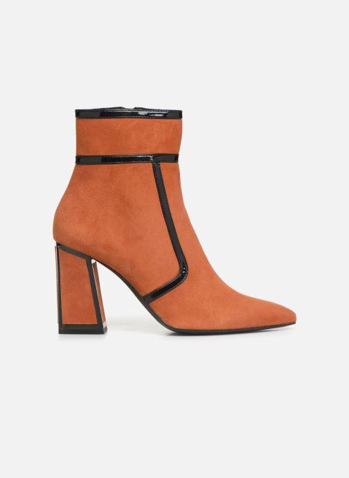 Bottines et boots Bruno Premi BY3105X Orange vue derrière