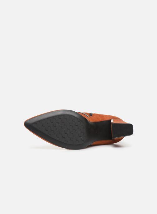 Bottines et boots Bruno Premi BY3105X Orange vue haut