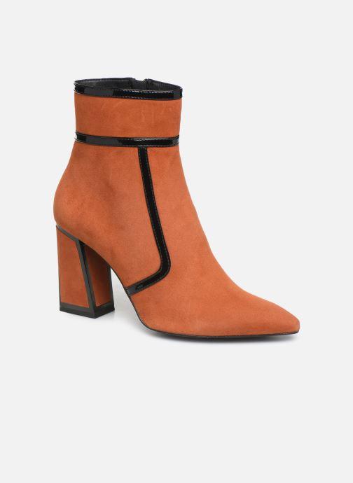 Bottines et boots Bruno Premi BY3105X Orange vue détail/paire