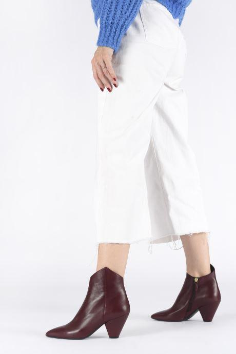 Stiefeletten & Boots Bruno Premi BY4002X weinrot ansicht von unten / tasche getragen