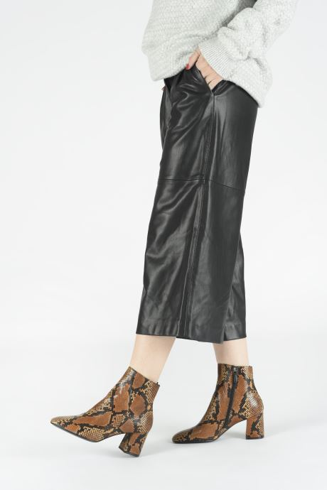 Bottines et boots Bruno Premi BY1605X Marron vue bas / vue portée sac