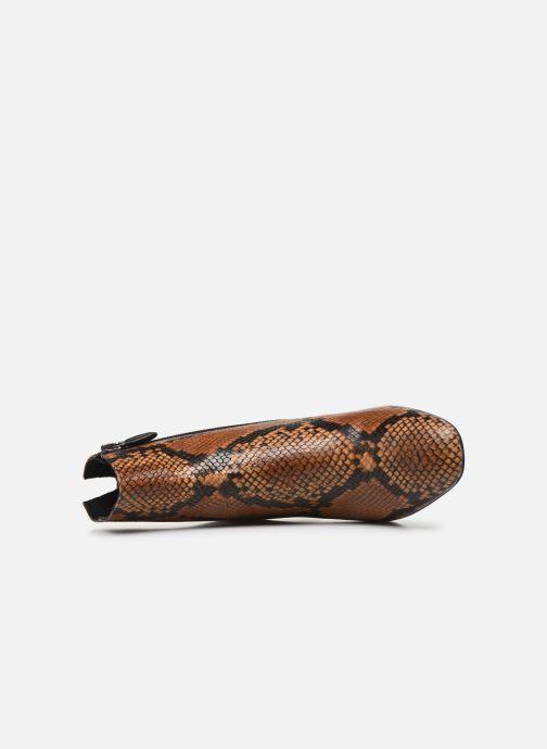 Bottines et boots Bruno Premi BY1605X Marron vue gauche