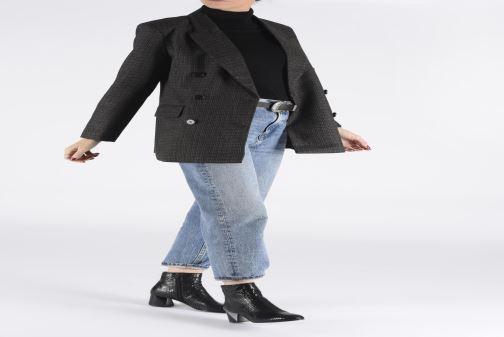 Boots en enkellaarsjes Bruno Premi BY0701X Zwart onder
