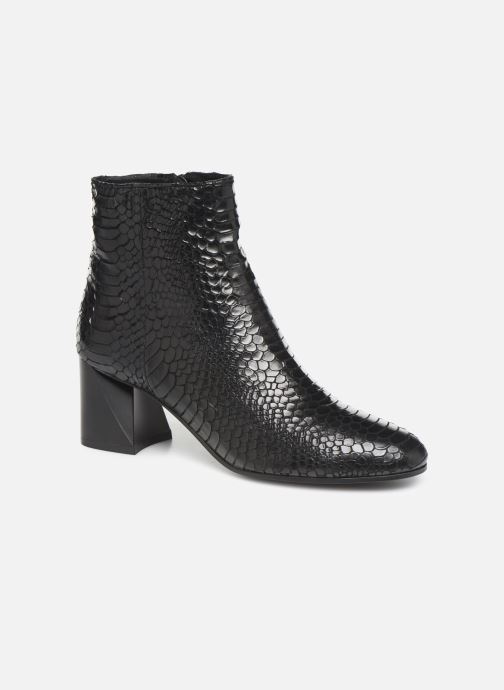 Boots en enkellaarsjes Bruno Premi BY0701X Zwart detail