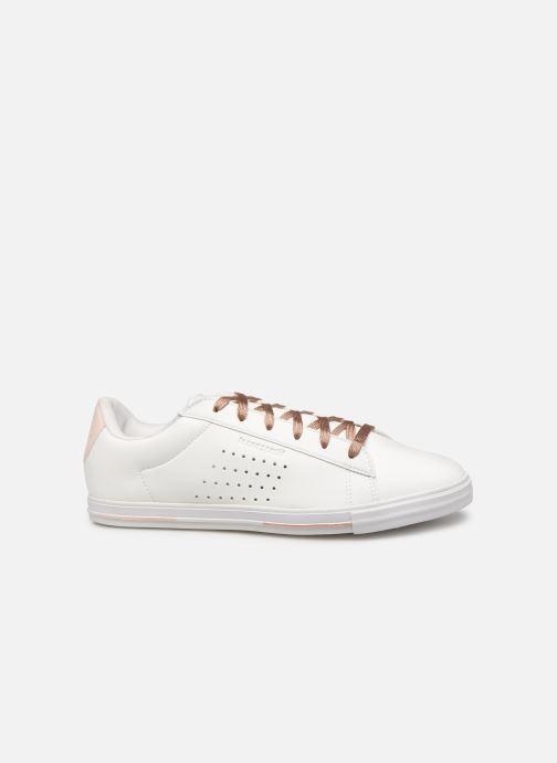 Baskets Le Coq Sportif Agate Boutique Premium Blanc vue derrière