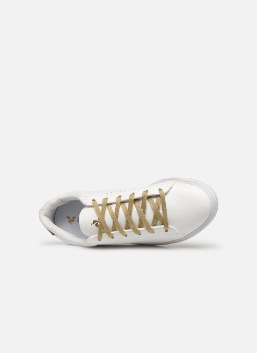 Baskets Le Coq Sportif Agate Boutique Premium Blanc vue gauche