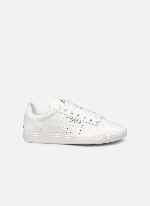 Sneaker Le Coq Sportif Courtstar W Premium weiß ansicht von hinten