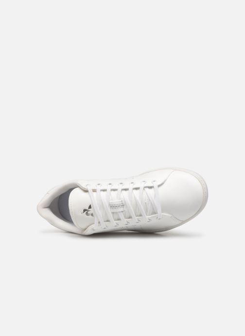 Sneaker Le Coq Sportif Courtstar W Premium weiß ansicht von links