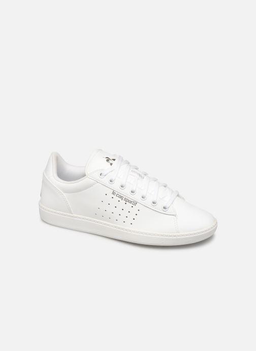 Sneaker Le Coq Sportif Courtstar W Premium weiß detaillierte ansicht/modell