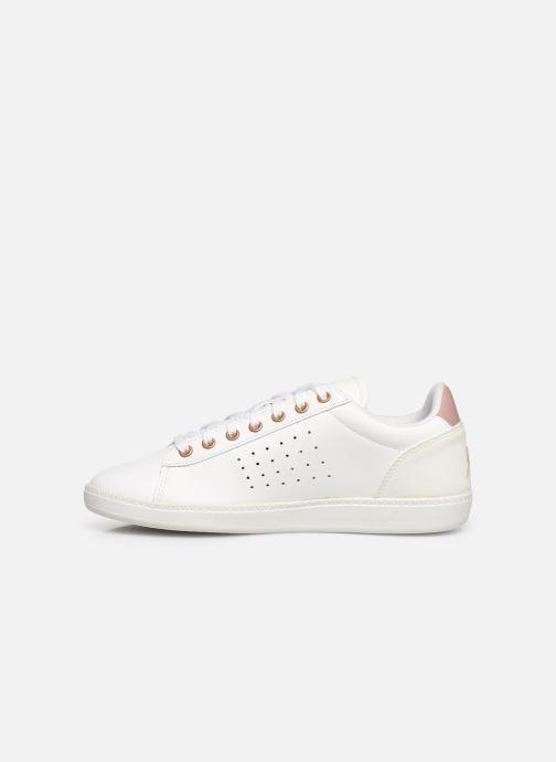 Sneakers Le Coq Sportif Courtstar W Boutique Hvid se forfra