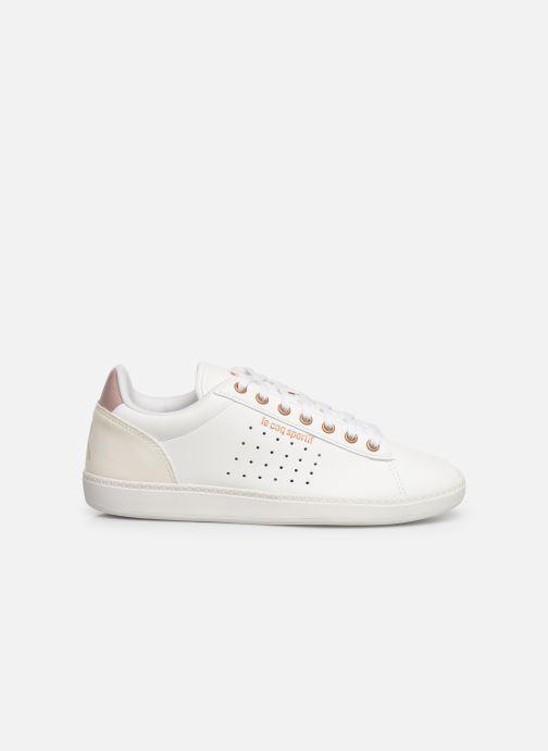 Sneakers Le Coq Sportif Courtstar W Boutique Hvid se bagfra