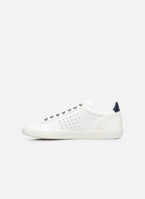 Baskets Le Coq Sportif Courtstar W Boutique Blanc vue face
