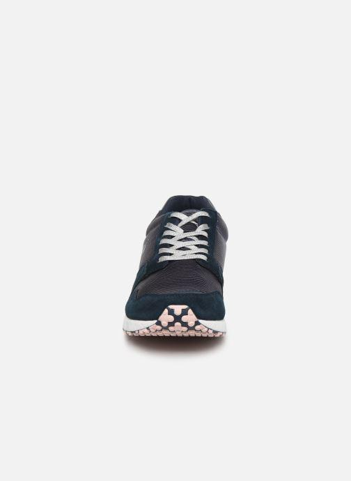Sneakers Le Coq Sportif Jazy W Boutique Azzurro modello indossato
