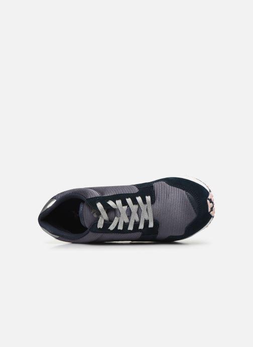 Sneakers Le Coq Sportif Jazy W Boutique Azzurro immagine sinistra