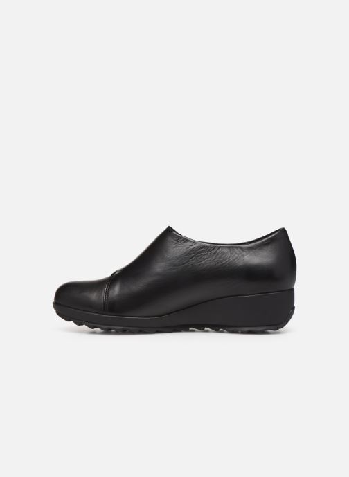 Loafers Mephisto Adilia Black front view