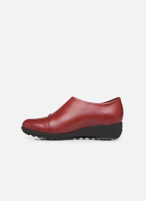 Loafers Mephisto Adilia Bordeaux se forfra