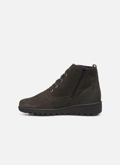Bottines et boots Mephisto Arielle Noir vue face
