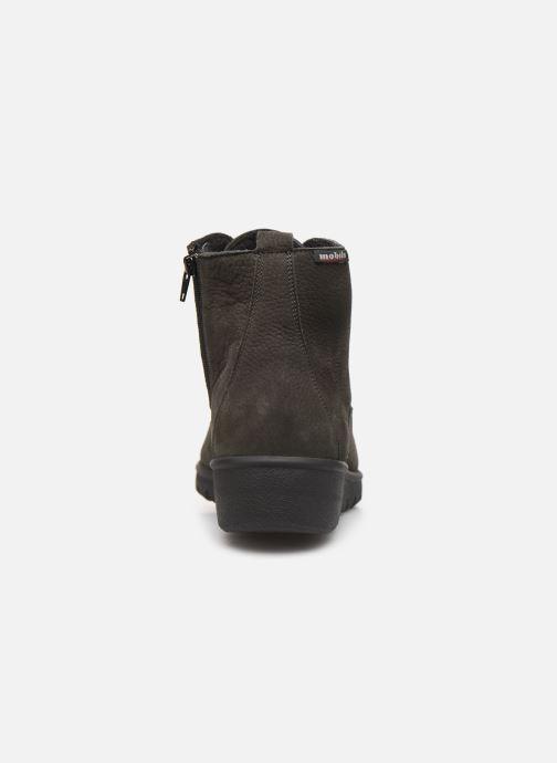 Bottines et boots Mephisto Arielle Noir vue droite