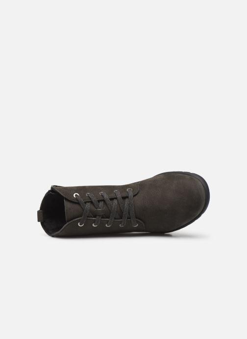 Bottines et boots Mephisto Arielle Noir vue gauche