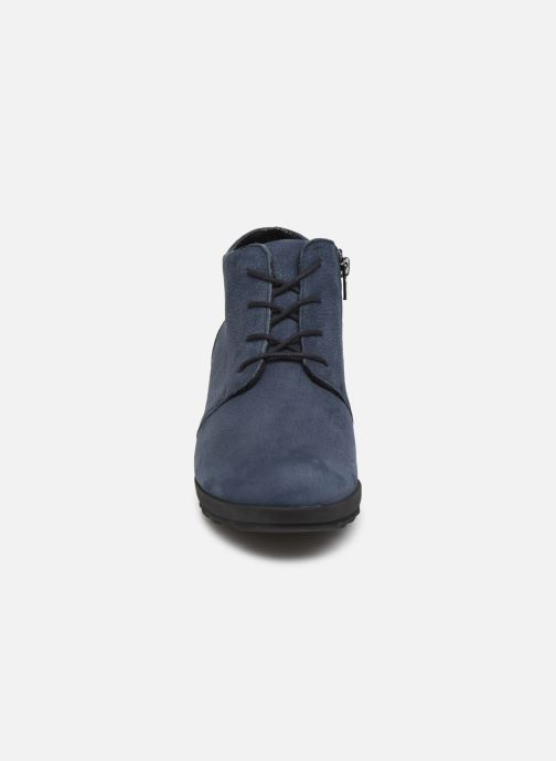 Ankle boots Mephisto Athina Blue model view