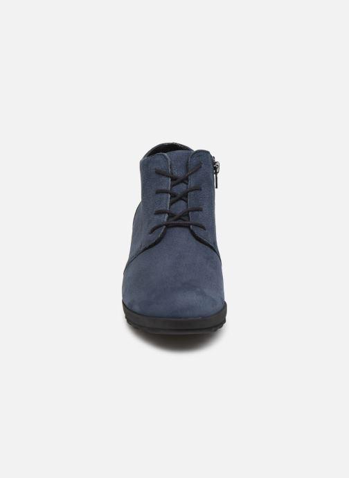 Bottines et boots Mephisto Athina Bleu vue portées chaussures