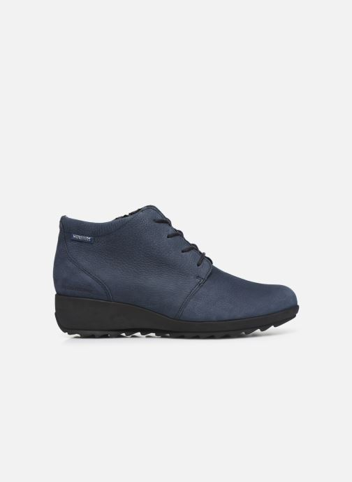 Ankle boots Mephisto Athina Blue back view