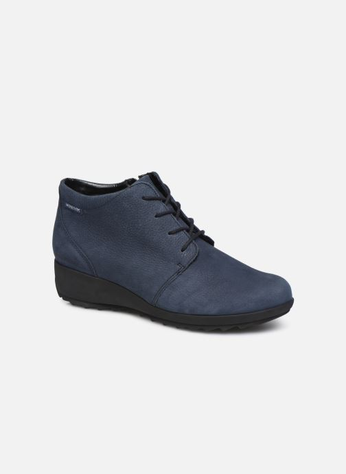 Ankle boots Mephisto Athina Blue detailed view/ Pair view