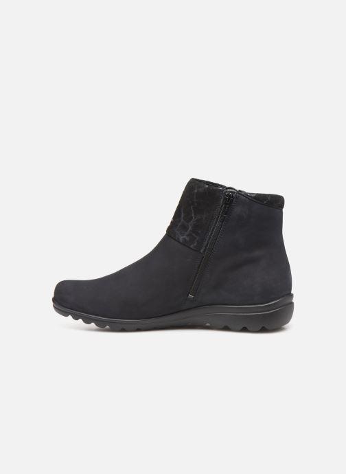 Bottines et boots Mephisto Catalina Bleu vue face