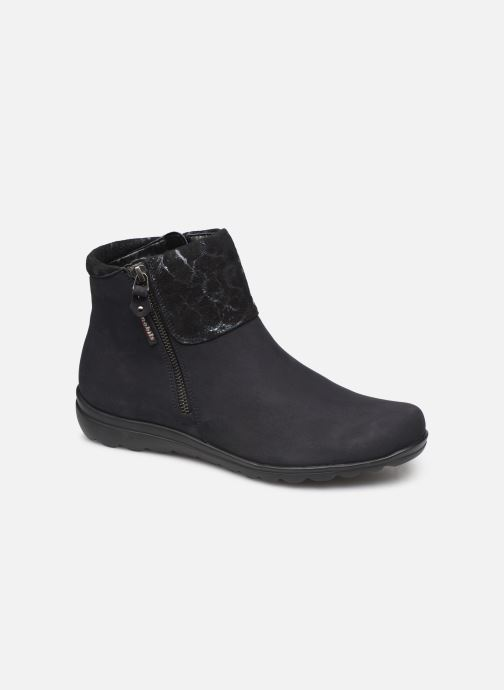 Bottines et boots Mephisto Catalina Bleu vue détail/paire