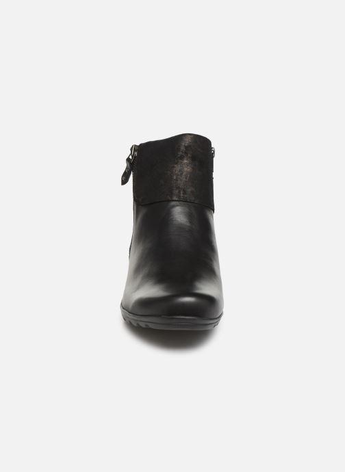 Bottines et boots Mephisto Catalina Noir vue portées chaussures