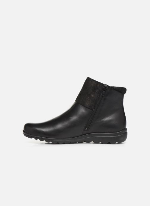 Bottines et boots Mephisto Catalina Noir vue face