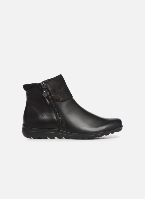 Ankle boots Mephisto Catalina Black back view