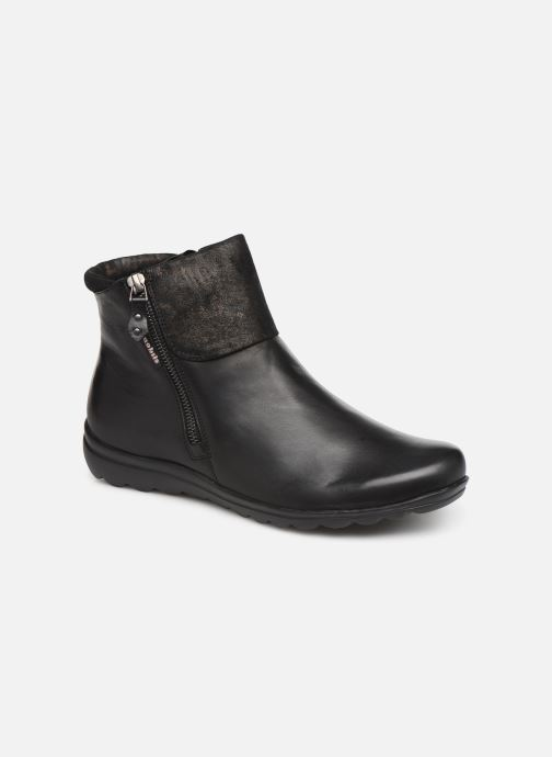 Ankle boots Mephisto Catalina Black detailed view/ Pair view