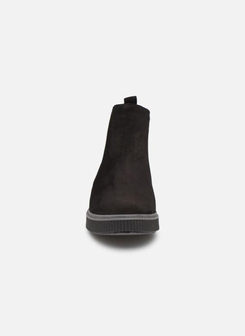 Bottines et boots Mephisto Emie Noir vue portées chaussures