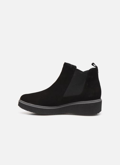 Bottines et boots Mephisto Emie Noir vue face