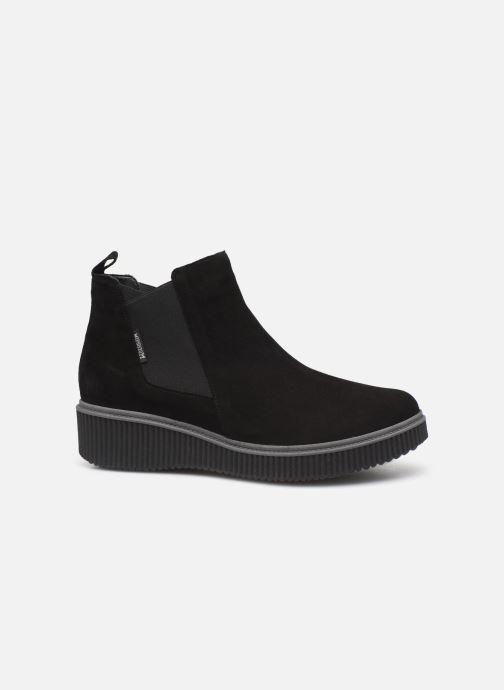 Bottines et boots Mephisto Emie Noir vue derrière