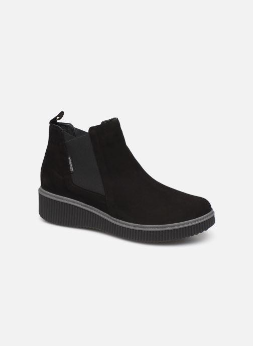 Bottines et boots Mephisto Emie Noir vue détail/paire