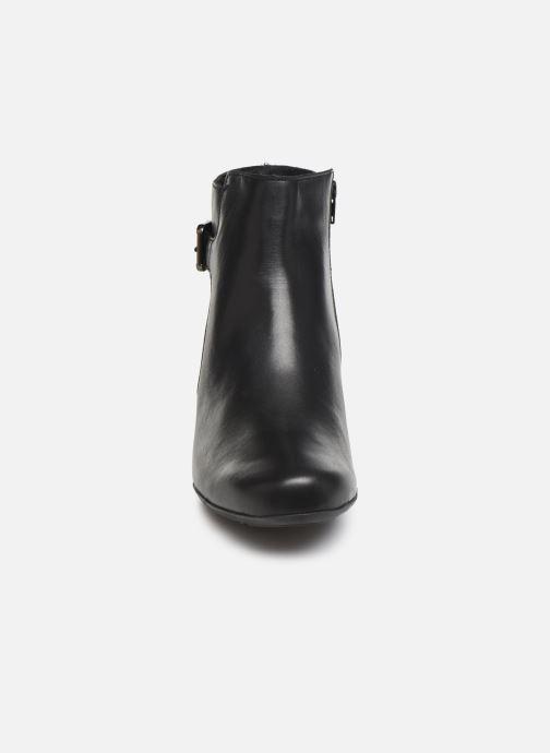 Bottines et boots Mephisto Marilia Noir vue portées chaussures