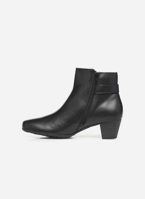 Bottines et boots Mephisto Marilia Noir vue face