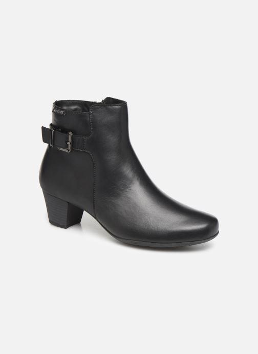 Bottines et boots Mephisto Marilia Noir vue détail/paire