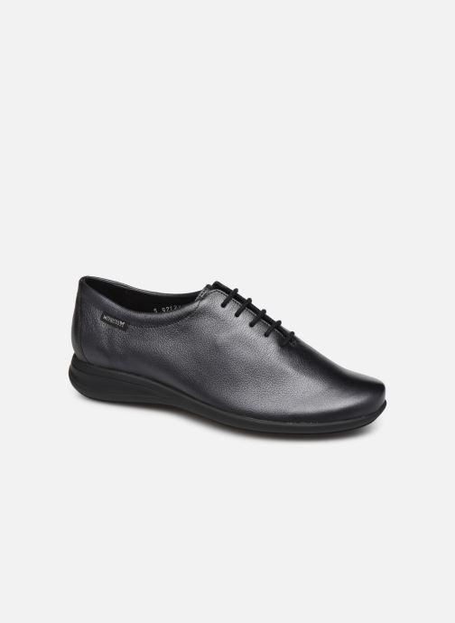 Chaussures à lacets Mephisto Nency Bleu vue détail/paire