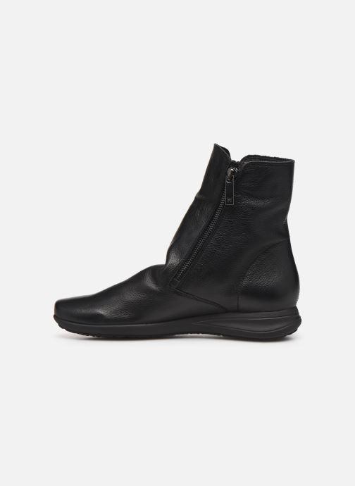 Bottines et boots Mephisto Nessia Noir vue face