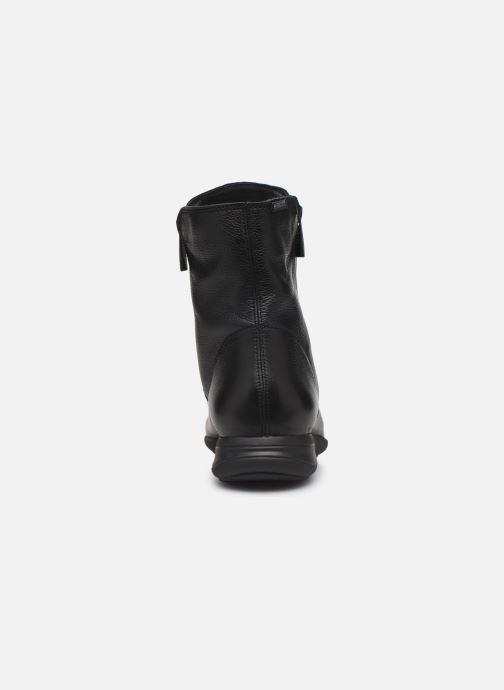 Bottines et boots Mephisto Nessia Noir vue droite