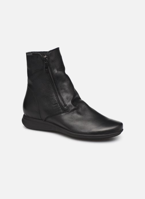 Ankle boots Mephisto Nessia Black detailed view/ Pair view