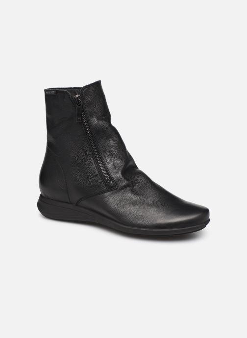 Bottines et boots Mephisto Nessia Noir vue détail/paire