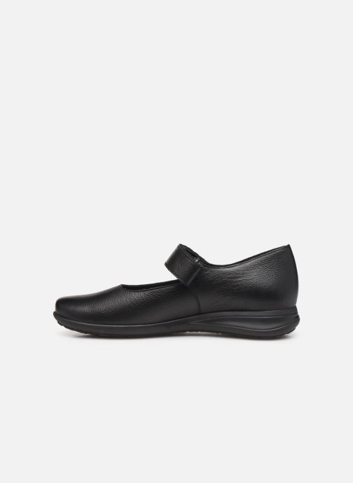 Ballet pumps Mephisto Nyna Black front view