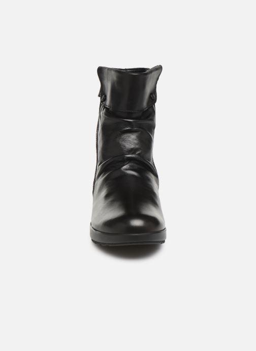 Bottines et boots Mephisto Phila Noir vue portées chaussures