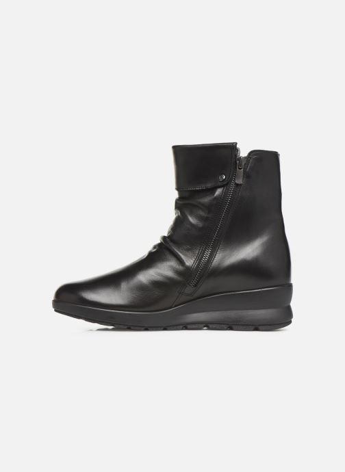 Bottines et boots Mephisto Phila Noir vue face