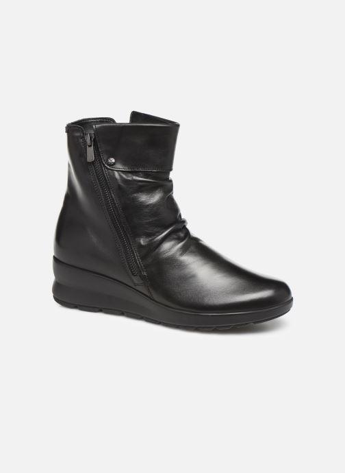 Bottines et boots Mephisto Phila Noir vue détail/paire